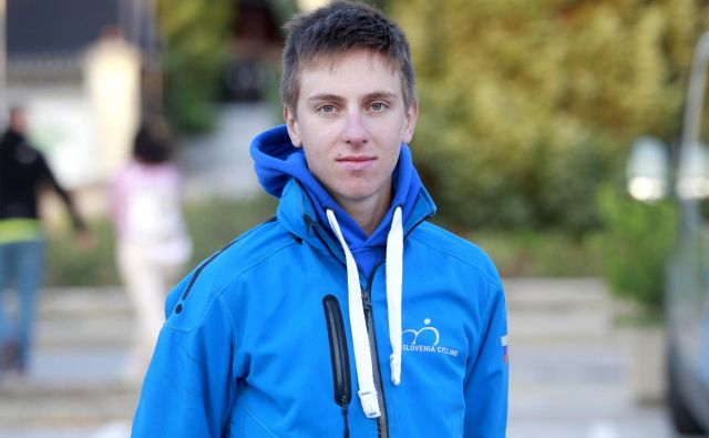 Tadej Pogačar si bo letošnjo dirko po Španiji ohranil v prav posebnem spominu, vendar zdaj razmišlja le o SP. FOTO: Roman Šipić/Delo