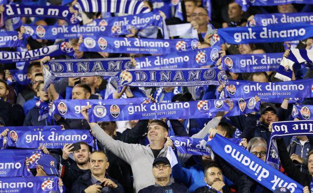 Po uspehu Hrvaške na SP v Rusiji je v Zagrebu nogometno evforijo sprožil Dinamo. FOTO: Reuters