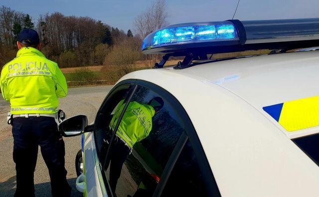 Policisti potrebujejo pomoč očividcev. FOTO: PU Kranj
