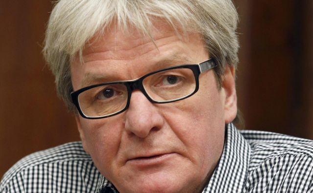 Dr. Zlatko Fras, kardiolog. Foto Matej Družnik