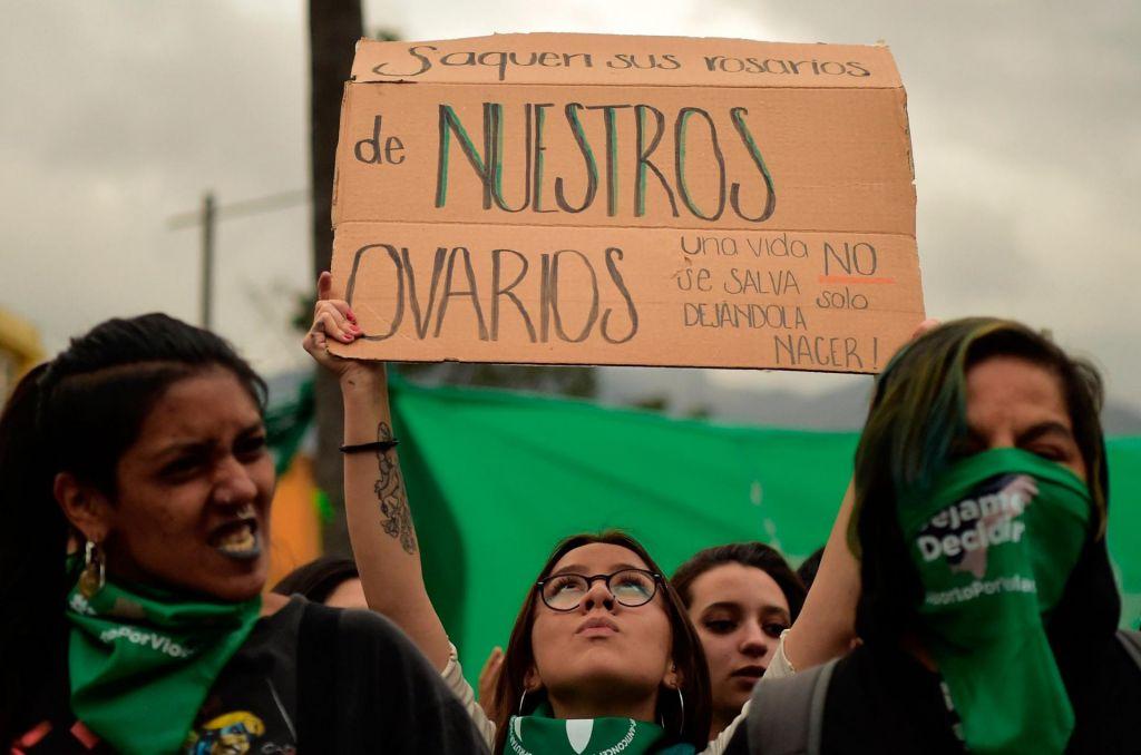 Neuspeh ekvadorskih zagovornikov pravice do izbire