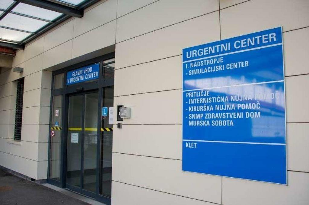 V množičnem pretepu v bolnišnici uporabili solzivec