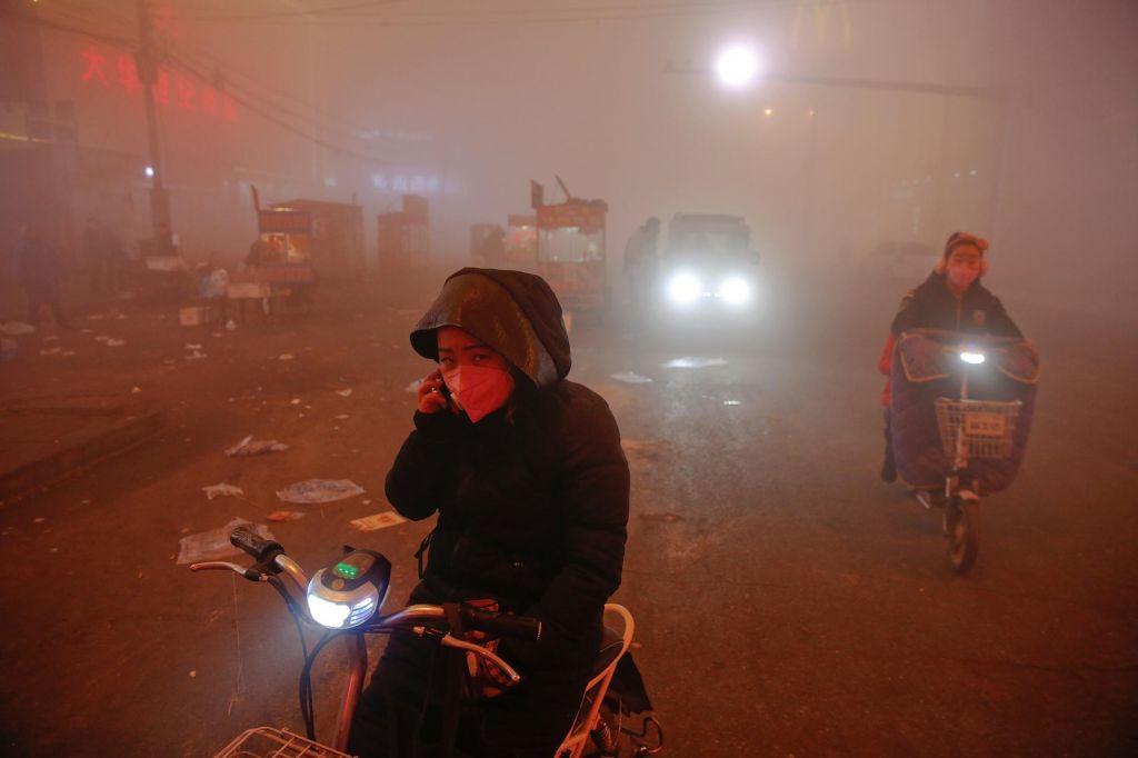Kitajska ne bi nižala emisij, temveč bi pomagala naravi