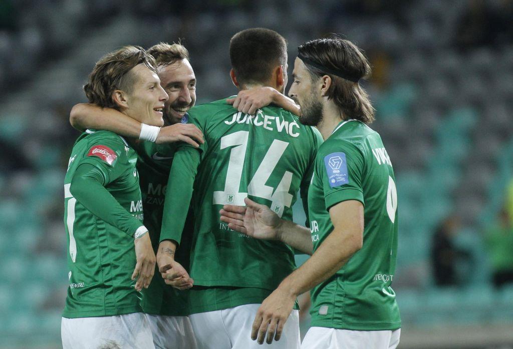 FOTO:Strahovi odveč: Bravo le trening za Domžale in Maribor