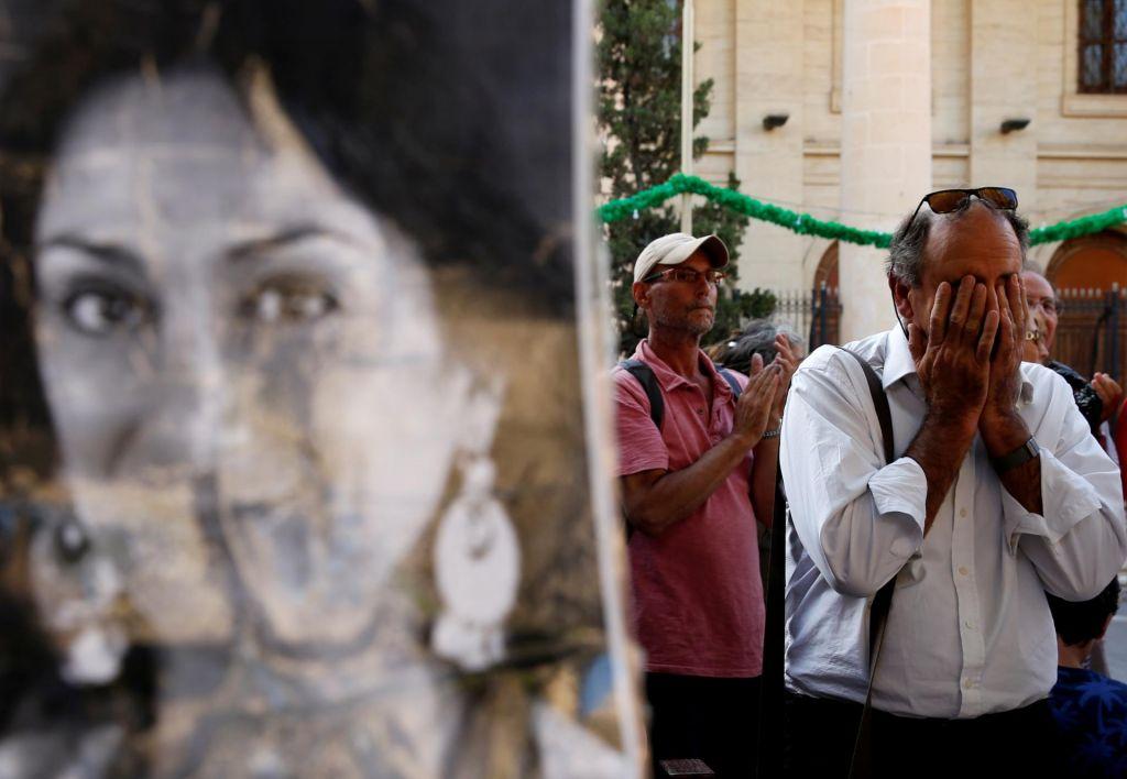 Malta je odredila preiskavo umora novinarke Daphne Caruana Galizia