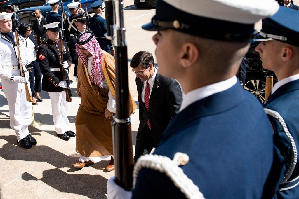 ZDA na Bližnji vzhod pošiljajo še več vojakov