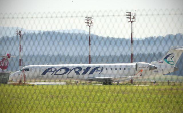 V Adrii Airways so zagotovili, da niso postavljali ultimatov, da pa več ne morejo komentirati. Foto: Jure Eržen/Delo