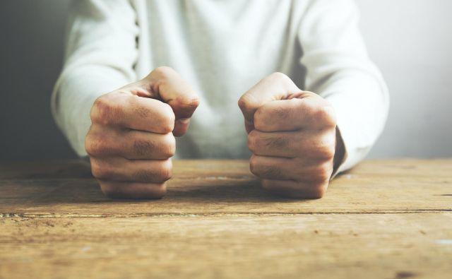 Zlovoljni in razdražljivi ljudje precenjujejo svojo inteligenco kaže raziskava.<br /> Foto Shutterstock