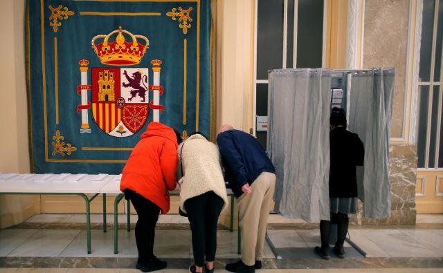 V Španiji bodo novembra nove predčasne volitve– že četrte v štirih letih.Foto: Jon Nazca/Reuters
