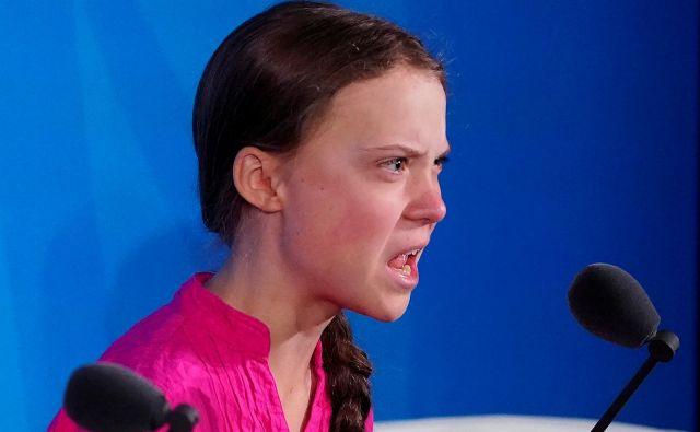 Greta Thunberg. FOTO: Reuters