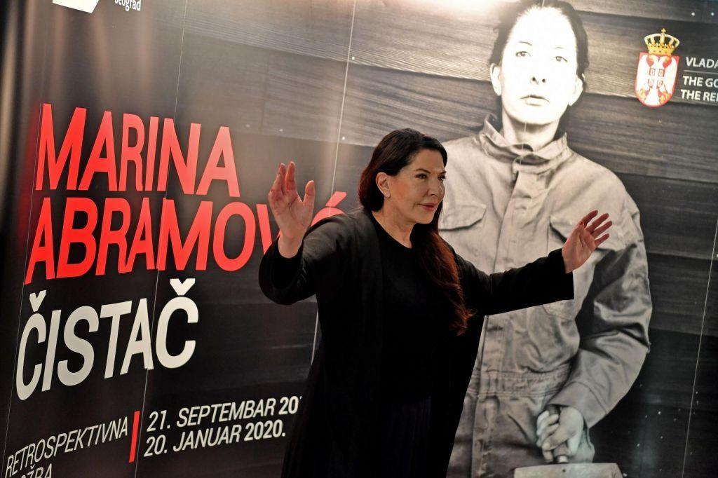 FOTO:Marina kot performans razdvojene Srbije