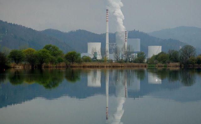 Če bi predčasno zaprli Teš 6, bi bila proizvodnja elektrike v Sloveniji skoraj brezogljična, ne pa tudi obnovljiva. FOTO: Brane Piano
