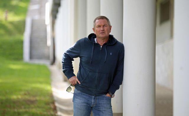 Matja�ž Kek, uspešni nogometni trener, ki mu gre dobro tudi v vlogi selektorja slovenske reprezentance. Foto Tadej Regent