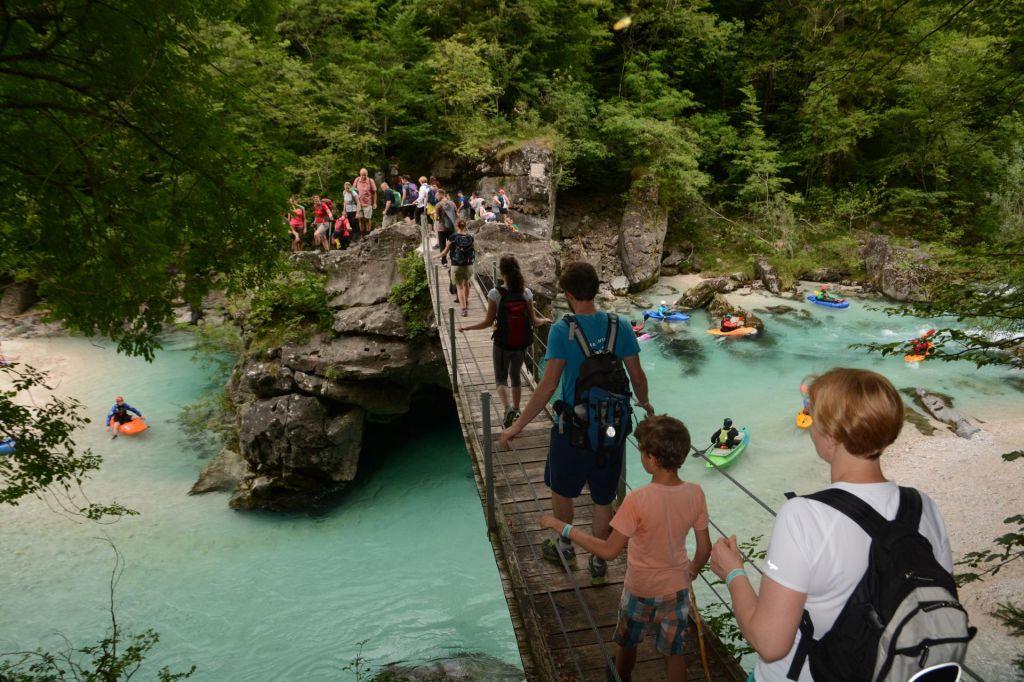 FOTO:Meja v turizmu ni, le prostor za povezovanje