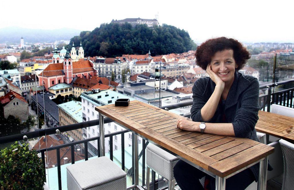 FOTO:Avstrijska državna nagrada Maji Haderlap