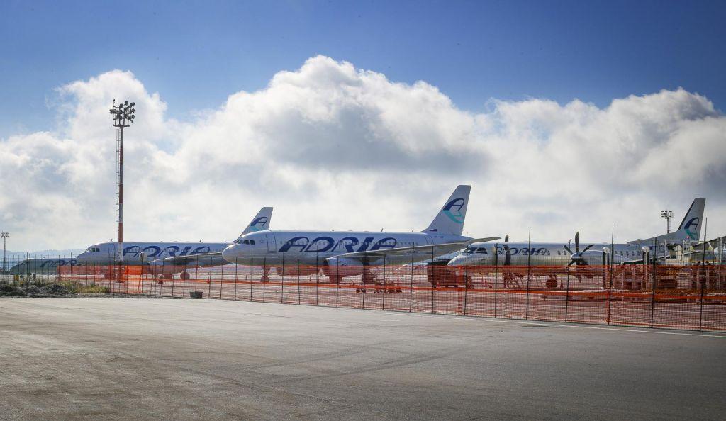 Finale konca Adrie Airways