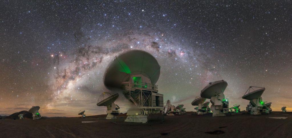 FOTO:Iskalka planetov