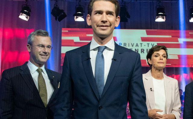 Politični talent Sebastiana Kurza nekateri primerjajo z dolgoletnim kanclerjem Brunom Kreiskyjem. FOTO: AFP