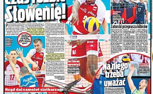 Pri tabloidu Fakt so se med drugim posvetili vodilnemu adutu slovenske vrste Tinetu Urnautu.