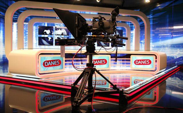 Družba, ki oddaja program Planet TV, je dobila novo posojilo Telekoma Slovenije, da prebrodi insolventnost.<br /> FOTO: Jože Suhadolnik/Delo