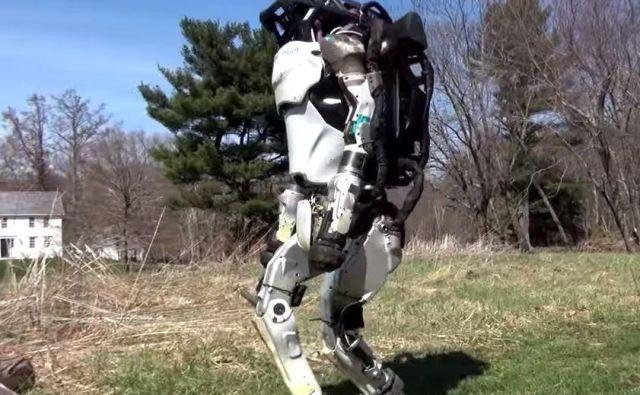 Atlas FOTO: Boston Dynamics