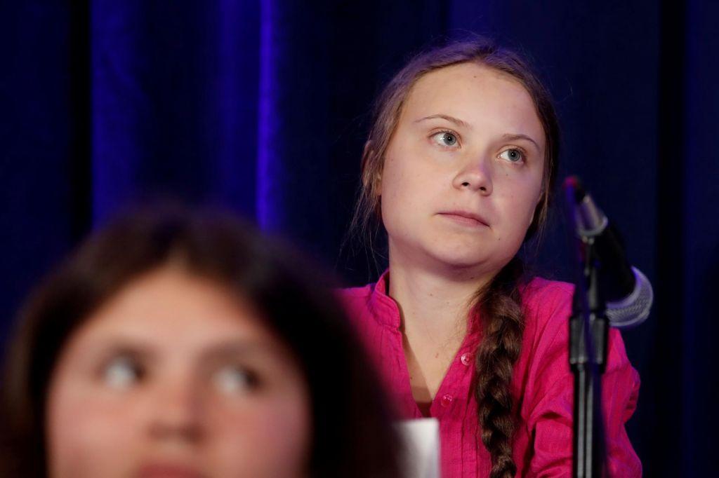 FOTO:Greta Thunberg je ena od dobitnikov letošnje alternativne Nobelove nagrade