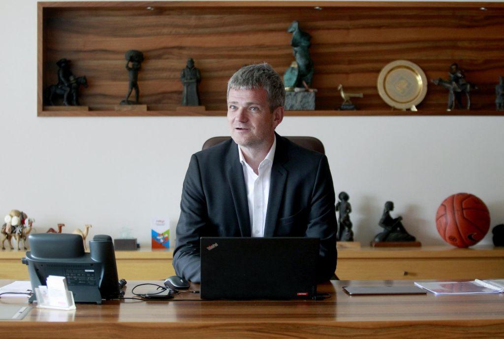 Prvi menedžer leta je Tomaž Berločnik