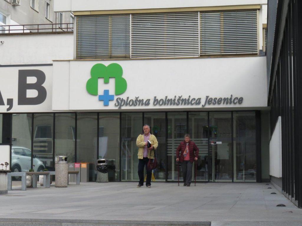FOTO:Splošna bolnišnica Jesenice še nima novega direktorja