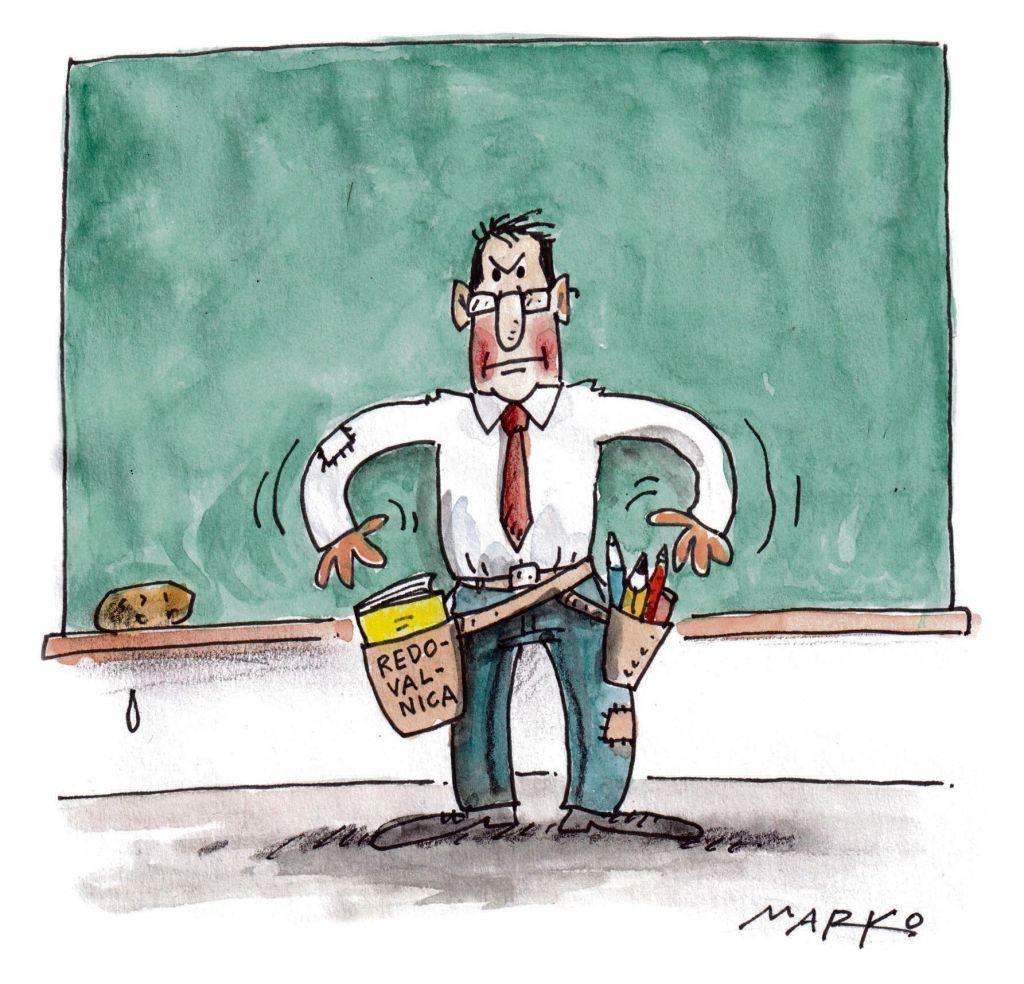 V družbi najboljših učiteljev