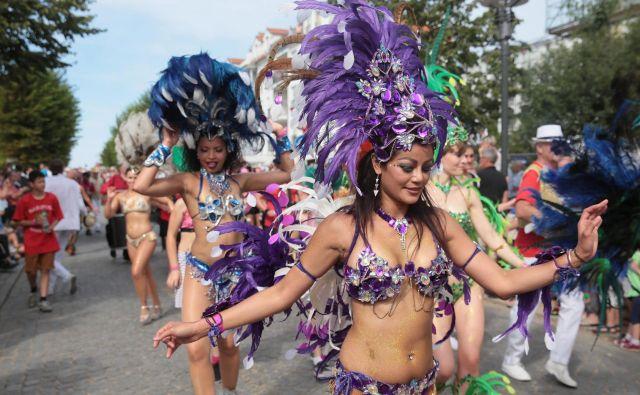 Doživite vročico znamenitega karnevala v Riu! FOTO: Svet križarjenj