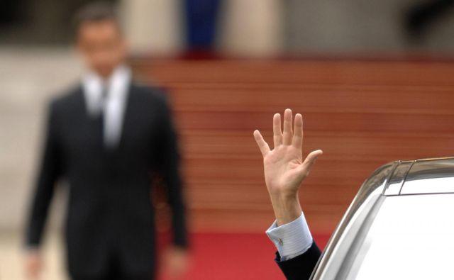 »V času trumpov, salvinijev in Johnsonovega blebetanja na zasedanju skupščine OZN je razmljivo, da v Chiracu mnogi vidijo gentlemana neke boljše dobe: desničarja dobre stare šole.« FOTO: Eric Feferberg/AFP