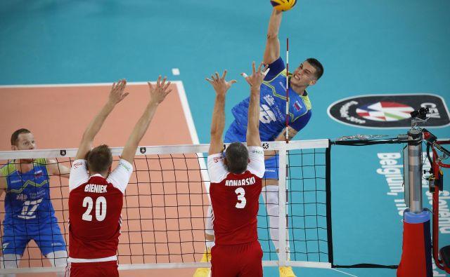 Klemen Čebulj je mojstrsko oddelal svojo polfinalno vlogo in nalogo. FOTO: Uroš Hočevar/Delo