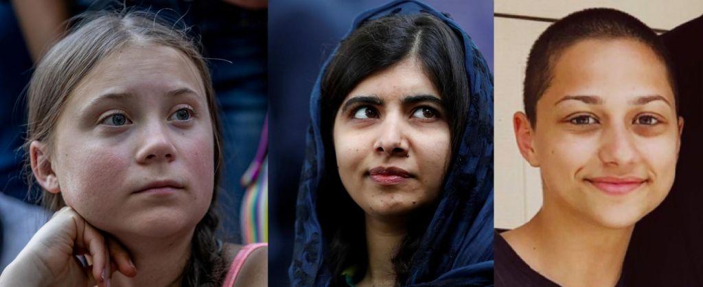 FOTO:Dekleta, ki spreminjajo svet