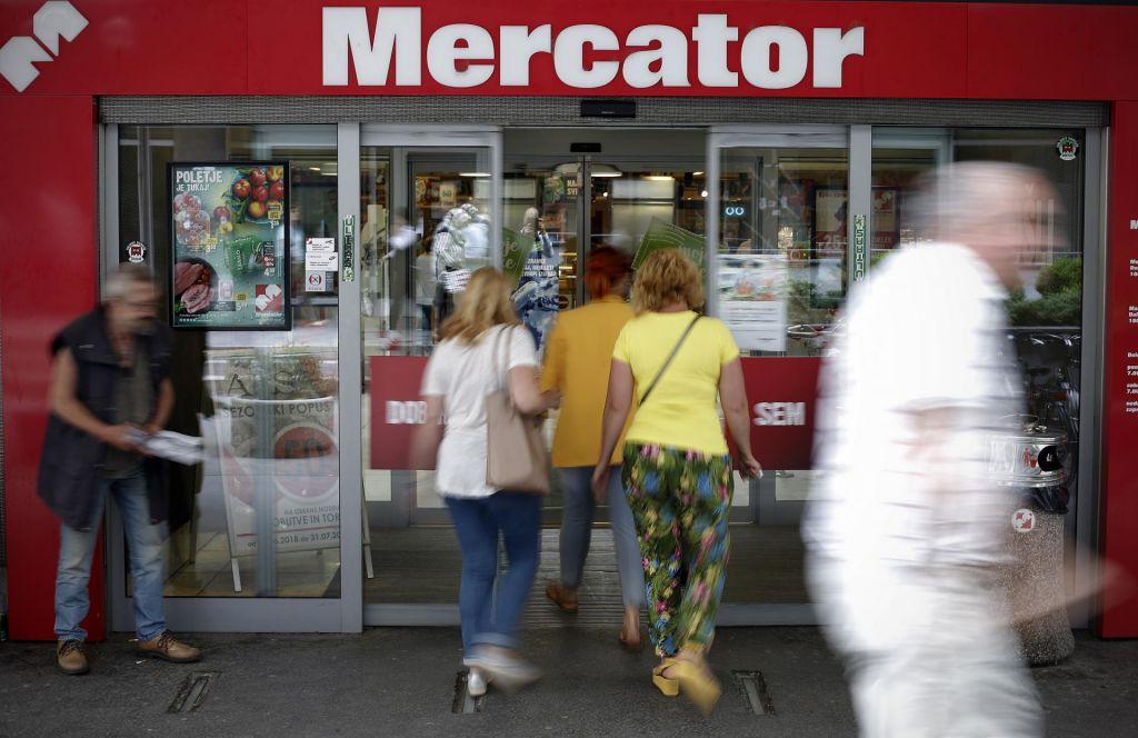Mercatorju v prvem polletju uspelo povečati prodajo