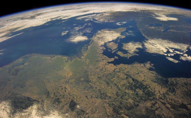 Naš planet. FOTO:ESA/A.Gerst