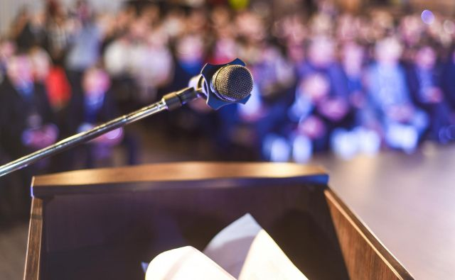 IEDC organizira dva mednarodna foruma z uglednima govorcema. FOTO: Getty Images/istockphoto