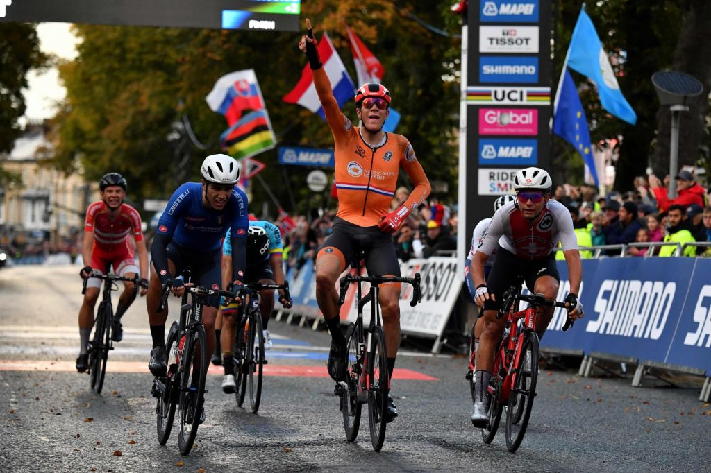 FOTO:Zmagovalec diskvalificiran, svetovni prvak je Italijan Battistela