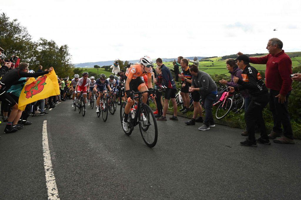 FOTO:Po obisku Toura ni več zdravila za kolesarsko blaznost