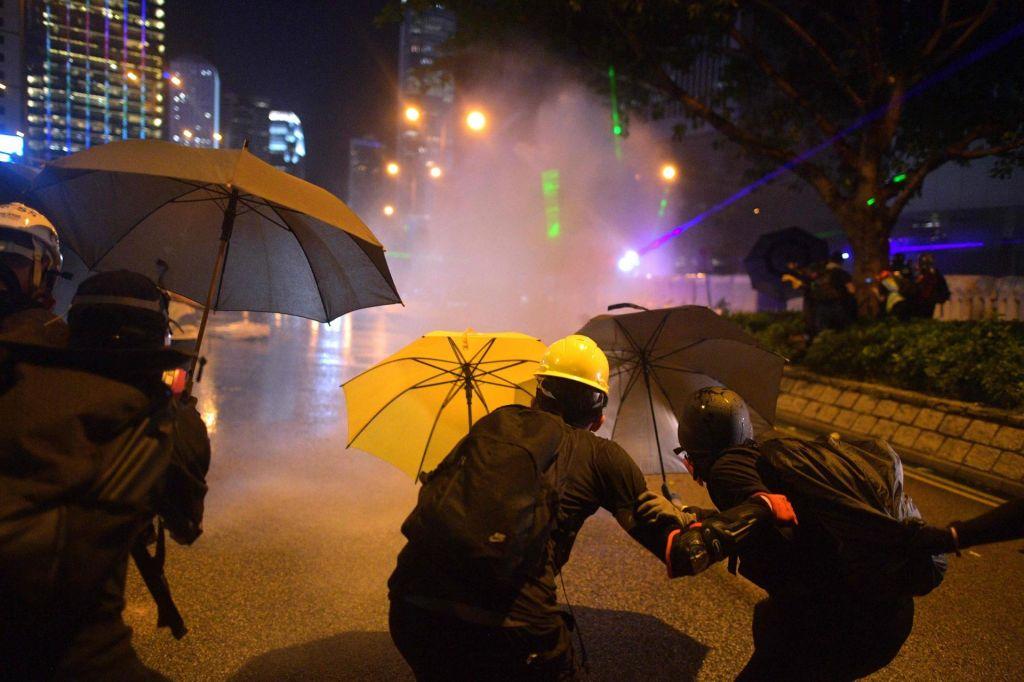 Protesti v Hongkongu ne pojenjajo