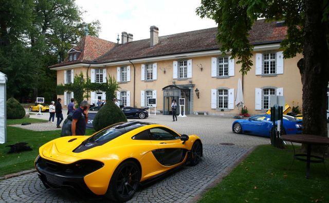 McLaren P1 Coupe (2014) Foto Denis Balibouse Reuters