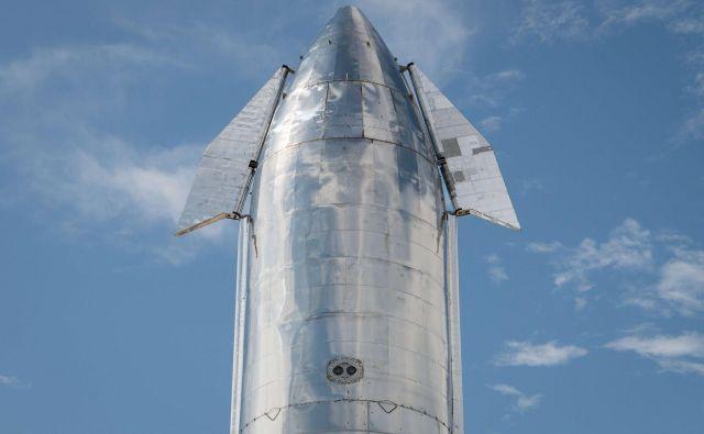 Musk vztraja, da moramo poseliti Mars. FOTO: Loren Elliott/AFP