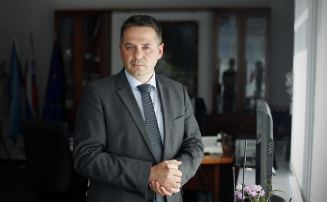 Peter Jenko bo vajeti finančne uprave prevzel konec novembra, ko se izteče mandat aktualne direktorice. FOTO: Uroš Hočevar