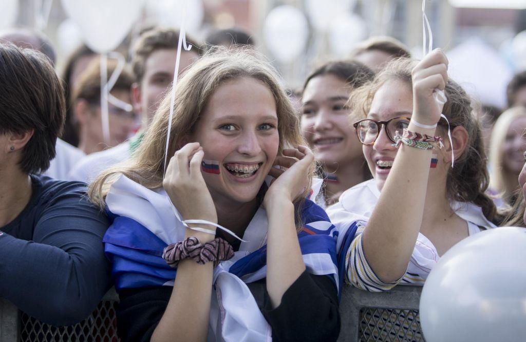 FOTO:Kongres asov brez sklepov, toda z veliko ponosa in veselja