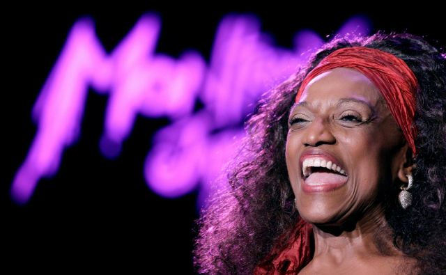 Jessye Norman na 44. Montreux Jazz Festivalu leta 2010. FOTO: Denis Balibouse/Reuters
