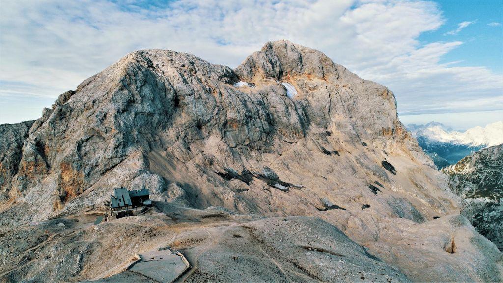 FOTO:Prepozno za žalni venec. Triglavskega ledenika ni več