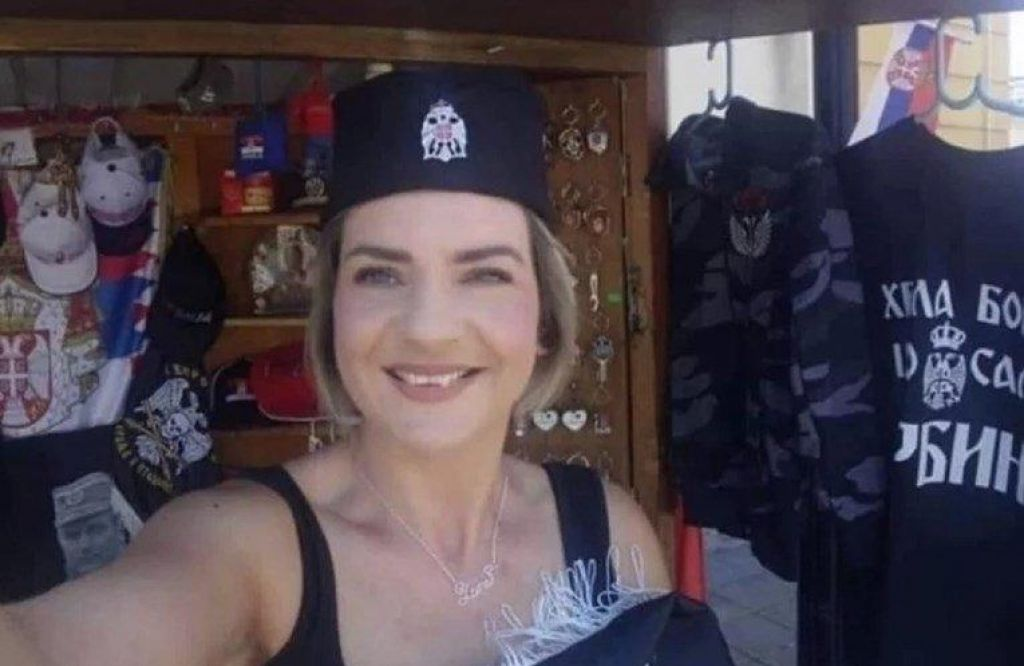 Sarajevska učiteljica s četniško kapo