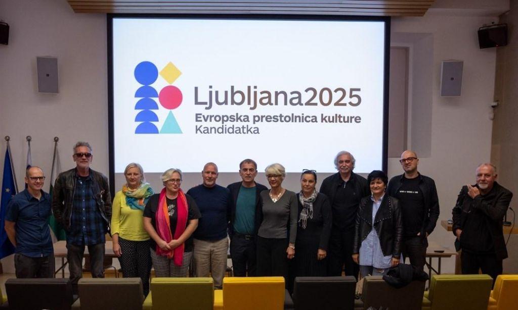 Vabilo ustvarjalcem za EPK Ljubljana 2025