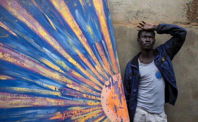 Pred preganjanjem številni afriški pripadniki LGBT+ skupnosti zbežijo v druge države, vendar se istospolni praviloma srečujejo še s hujšimi težavami kot klasični begunci. Foto Reuters