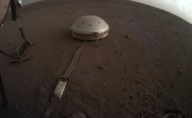 Insight FOTO: NASA/JPL-Caltech