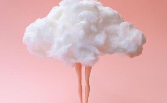 Z mislimi v oblakih. Foto Gettyimages